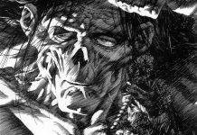 Frankenstein ilustrado por Bernie Wrightson