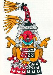 Tlazoltéotl es la Diosa madre tierra, diosa de la fecundidad y de las enfermedades y los trastornos mentales.