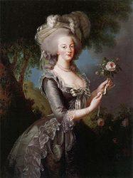 Vigée Lebrun: retrato de María Antonieta, personificación de los cánones de belleza barrocos
