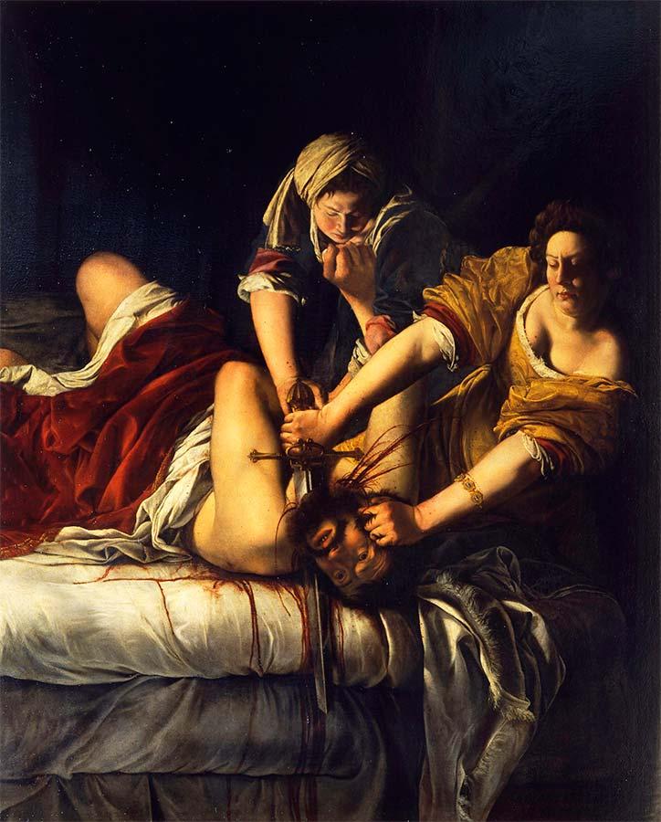 Franz Von Stuck: Judith