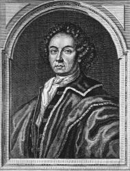 Retrato de Johann Conrad Dippel