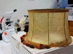 La lámpara que Ilse Koch supuestamente elaboró a partir de víctimas judías del Holocausto Nazi