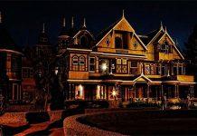 La mansión Winchester en la actualidad