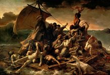 La balsa de la Medusa, de Théodore Géricault