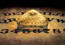 El tablero de la Ouija
