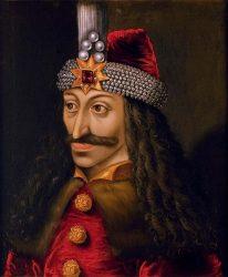 El príncipe Vlad Tepes (apodado Vlad el empalador). Siglo XVI.