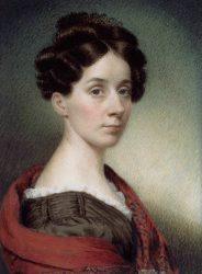 Sarah Goodridge: Autorretrato (1830)