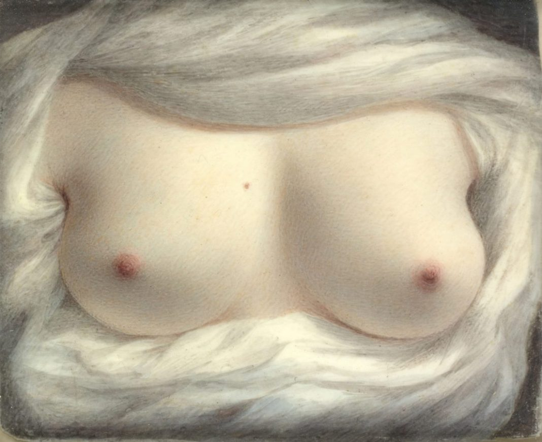 Sarah Goodridge: Belleza Revelada (1828)