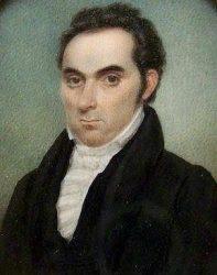 Sarah Goodridge: Retrato de Daniel Webster (1825)