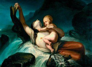 Francisco Augusto Metrass: So Deus! (Solo Dios) - 1856